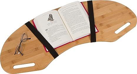 Amazon.com: Trademark Innovations - Bandeja de madera ...