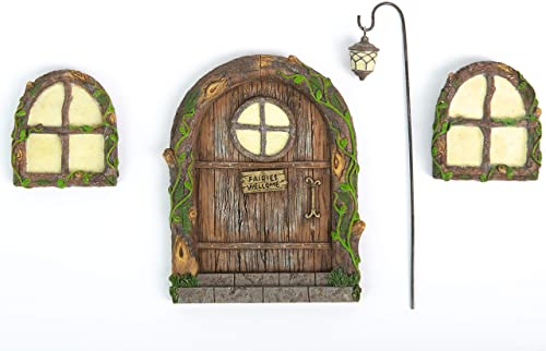 Fairy Door and Window