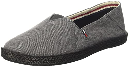 Tommy Jeans Flexible Casual Slip On, Alpargata para Mujer: Amazon.es: Zapatos y complementos