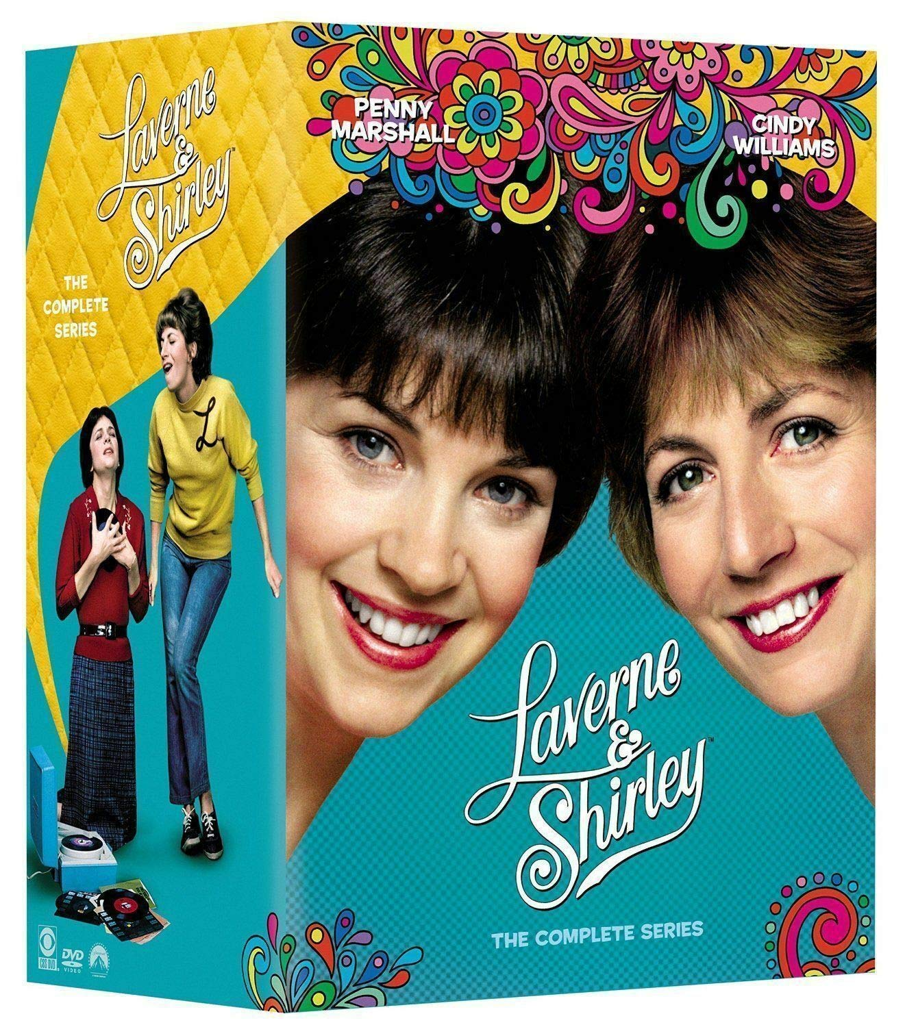 Laverne and Shirley Complete Series Box Set
