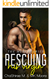 Rescuing His Virgin (The Mercenaries Book 1)