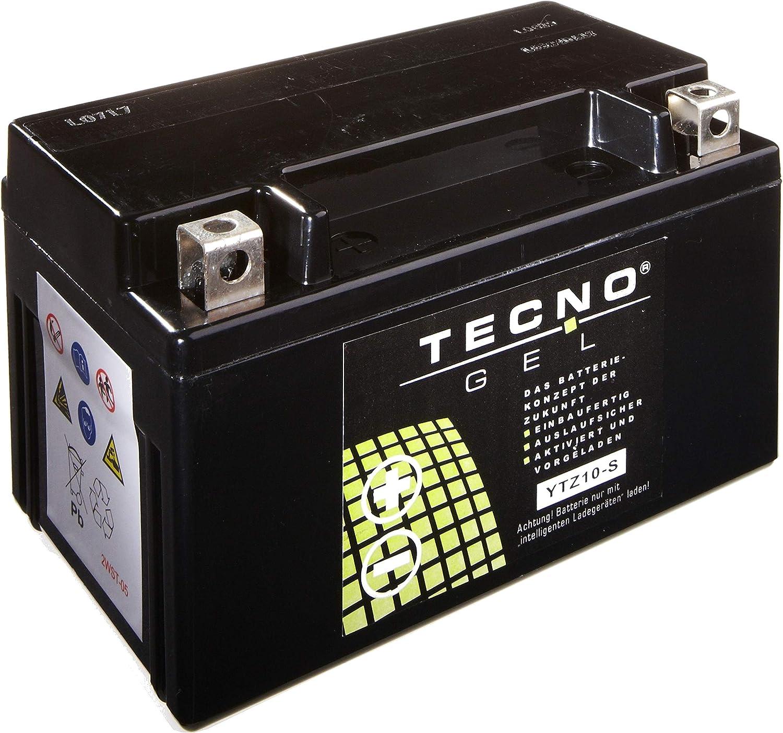 Tecno Ytz10s Gel Batterie An 400 Burgman 1999 2016 Auto