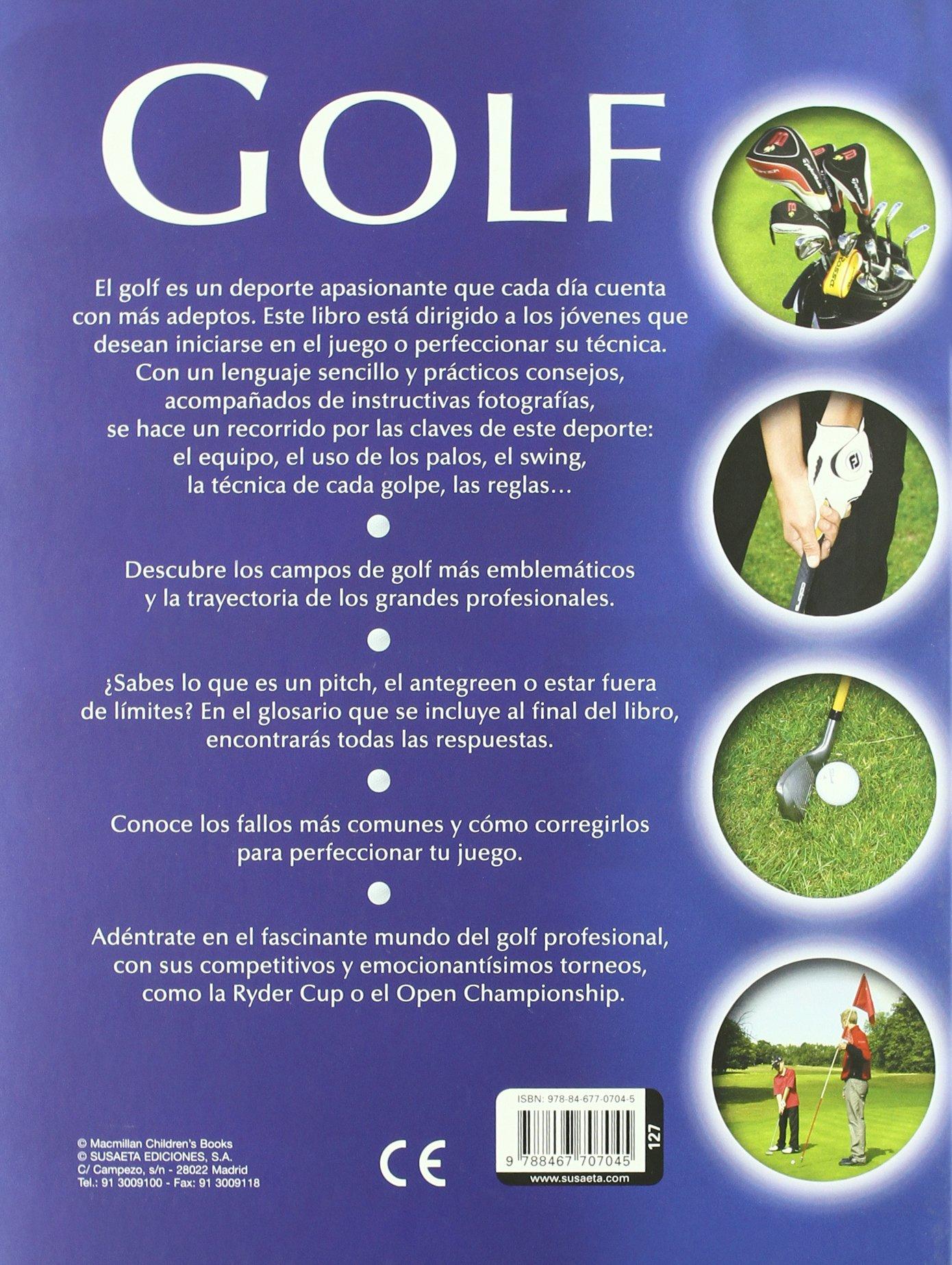 Golf. Del Tee Al Green. Guia Esencial Para Jovenes Golfistas ...