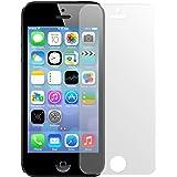 dipos Apple iPhone SE / 5S / 5 Schutzfolie (2 Stück) - Antireflex Premium Folie auch für das neue iPhone SE matt