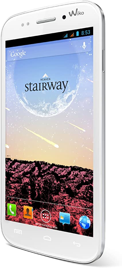 Wiko Stairway - Smartphone Libre Android (Pantalla 5.0