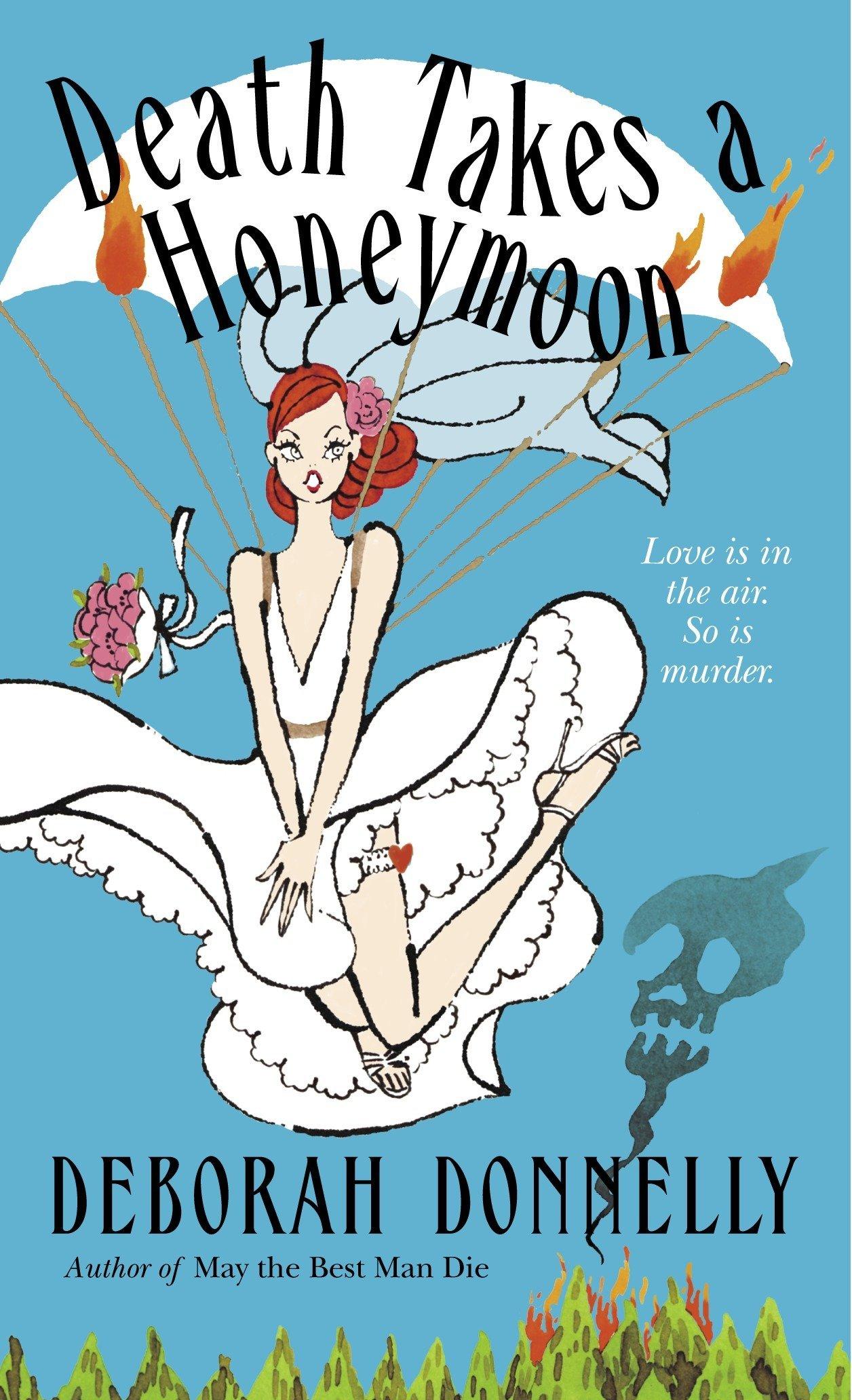 Death Takes a Honeymoon (Carnegie Kincaid, Book 4) pdf