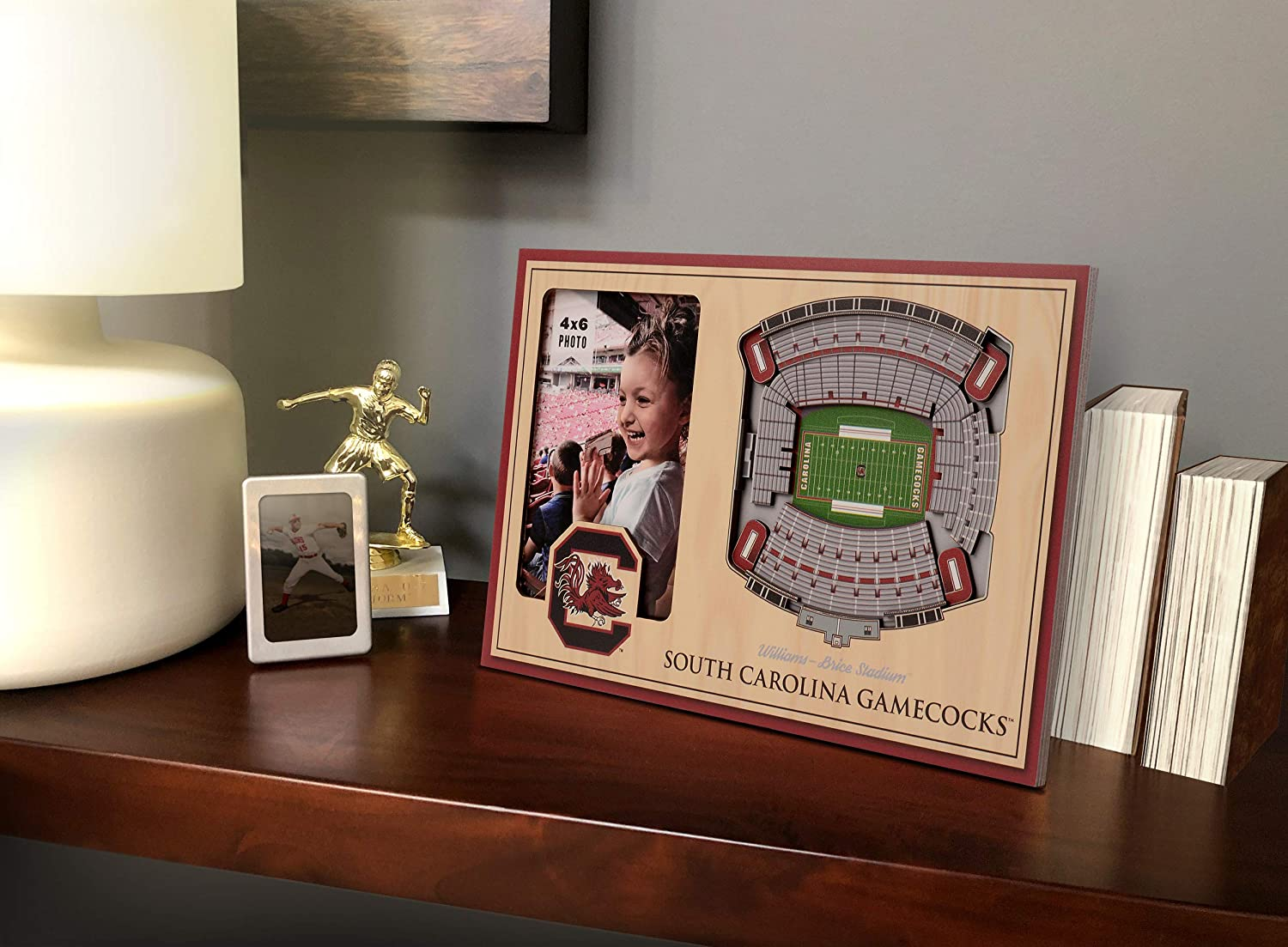 YouTheFan NCAA 3D StadiumViews Picture Frame