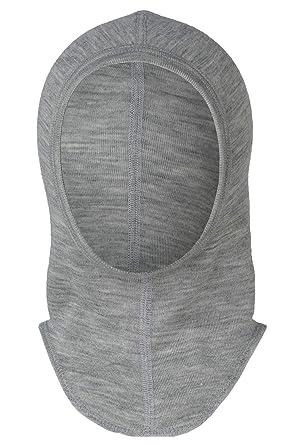 23a153ce552 Amazon.com  Kids Balaclava  Merino Wool Blend Hat with Neck Gaiter ...