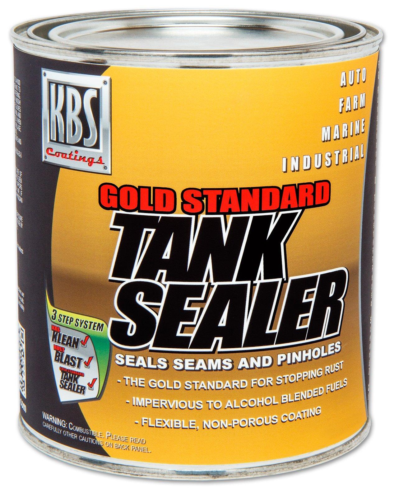 KBS Coatings 5500 Gold Standard Tank Sealer - 1 Gallon by KBS Coatings (Image #1)