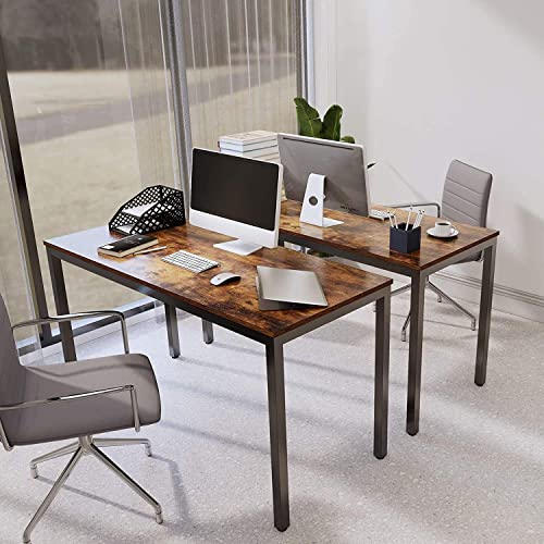 Computer Desk 55 Sturdy Home Office Desk - the best home office desk for the money