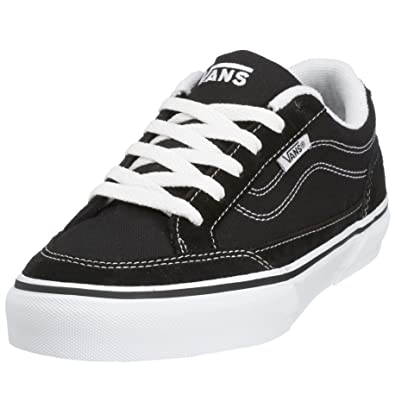 vans black shoes mens