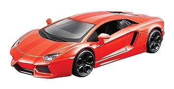 Buy Bburago 1 32 Plus Lamborghini Aventador Lp700 4 Orange