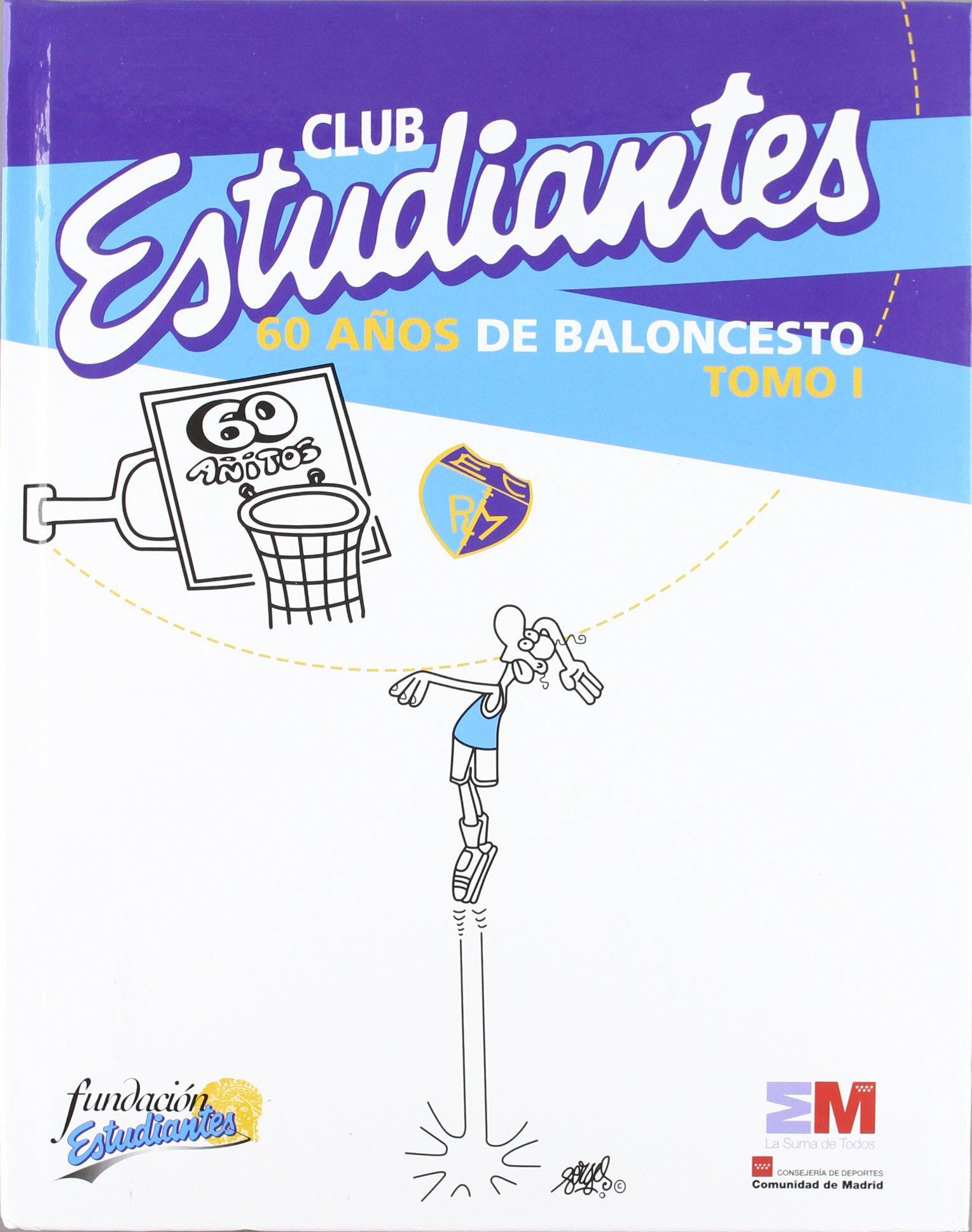 Club Estudiantes 60 Años De Baloncesto. 2 Tomos + Dvd: Amazon.es ...