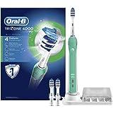 Oral-B Brosse à Dents Électrique Rechargeable Trizone 4000