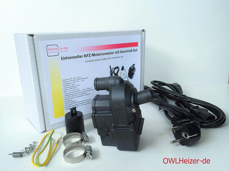 Stand Calefacción/Motor precalentador/motorvorwärmung Owl de ...