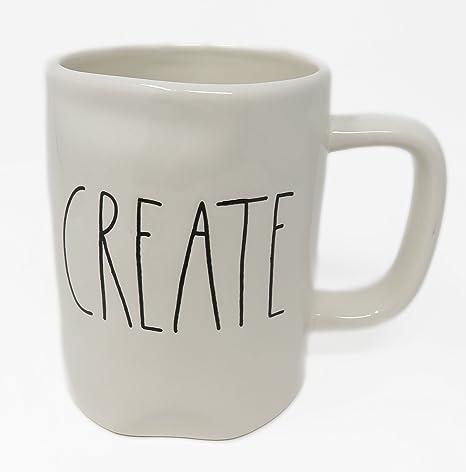 Amazon Com Rae Dunn Create Cup Mug By Magenta Everything Else