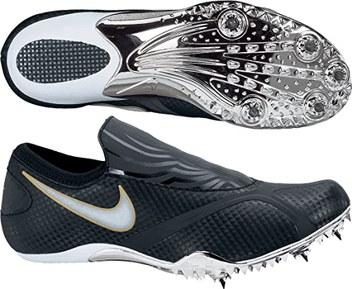 finest selection 0eb78 39491 Nike Zoom Celar 3 Running Spikes - Black  Amazon.co.uk  Shoes   Bags