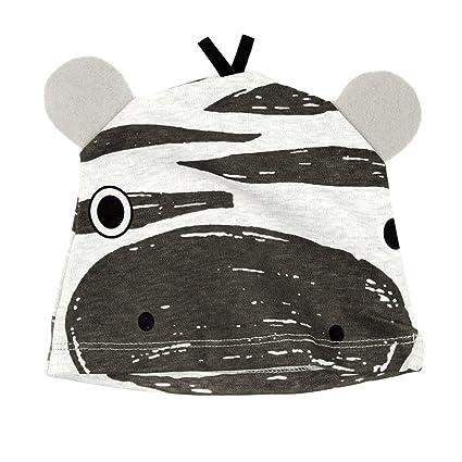 BIG ELEPHANT Mameluco de cerdo de manga larga para bebés de 2 piezas con sombrero E14: Amazon.es: Ropa y accesorios
