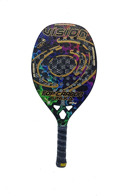 Amazon.com: Vision Pro Racket Racquet Beach Tennis Top ...