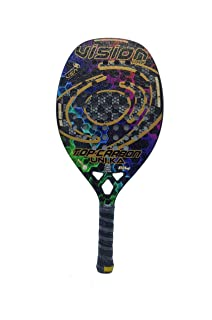 Amazon.com: Max Beach Tennis MBT Raqueta Raqueta Playa Tenis ...