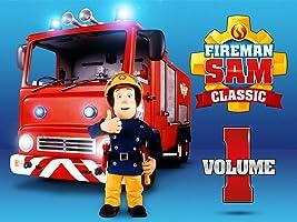 Fireman Sam Classic Volume 1