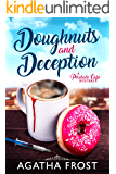 Doughnuts and Deception (Peridale Cafe Cozy Mystery Book 3) (English Edition)