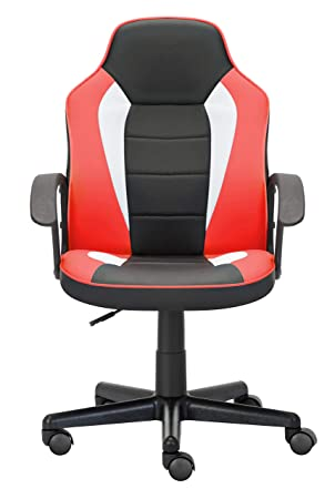 Wondrous Intimate Wm Heart Small Desk Gamer Gaming Chair For Bedroom With Ergonomic Design Back Support 360 Degree Swivel Adjustable Workstation Racing Machost Co Dining Chair Design Ideas Machostcouk
