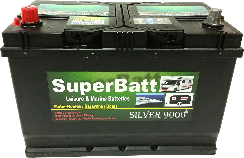 12V 130AH Autolite Leisure Battery Deep Cycle Caravan Motorhome Marine Boat