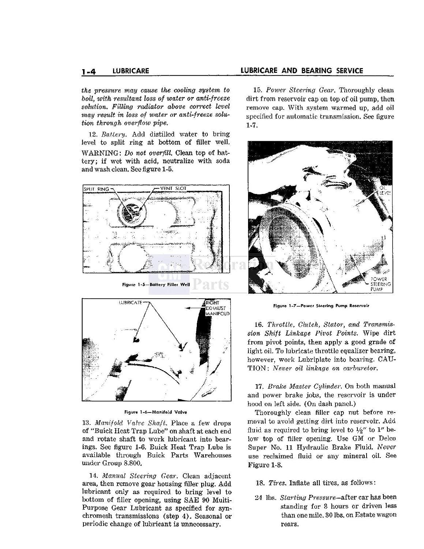 Amazon.com: 1960 BUICK REPAIR SHOP SERVICE MANUAL GUIDE 60 Le Sabre,  Invicta, Electra & Electra 225: Automotive