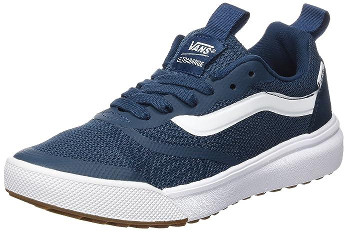 Vans Ultrarange Rapidweld Schuhe Erwachsene Blau (Blue Reflecting) mit Weißem Streifen
