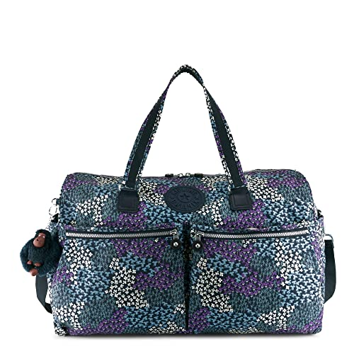 ca79b37cb Kipling, SL4827 Bolsa para viajes, Dotted Bouquet, One Size: Amazon ...