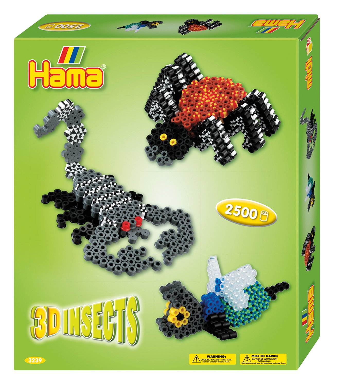 Hama 3238 Beads 3D Deco
