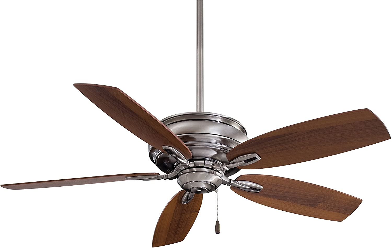 Minka-Aire F614-PI Minka Aire Ceiling Fan, Patina Iron
