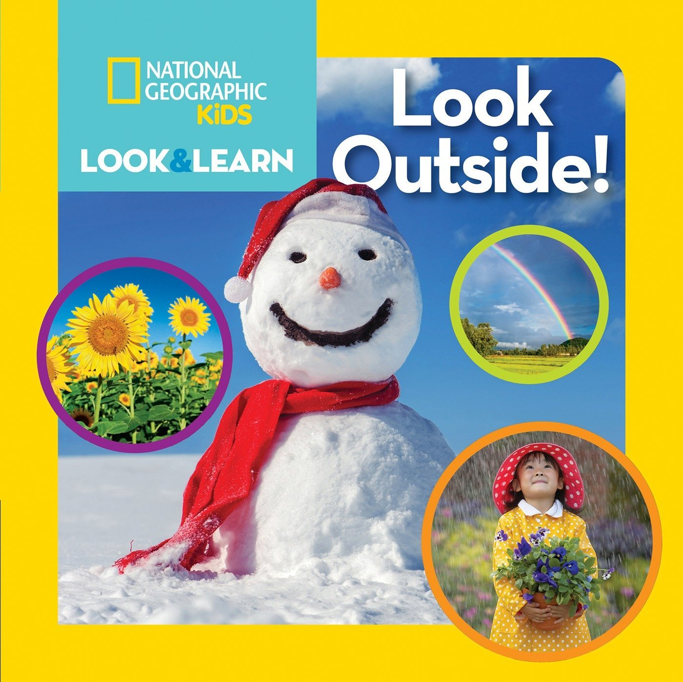 Download National Geographic Kids Look and Learn: Look Outside! (Look & Learn) PDF