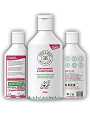 Dog Shampoo for Smelly Dogs and Itchy Sensitive Skin - Medicated Conditioner Puppy Safe (500 ML)