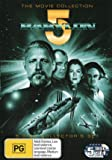 Babylon 5 - 5 Movie Collection [DVD] (The Gathering / In the Beginning / Thirdspace / The River of Souls / A Call to Arms)