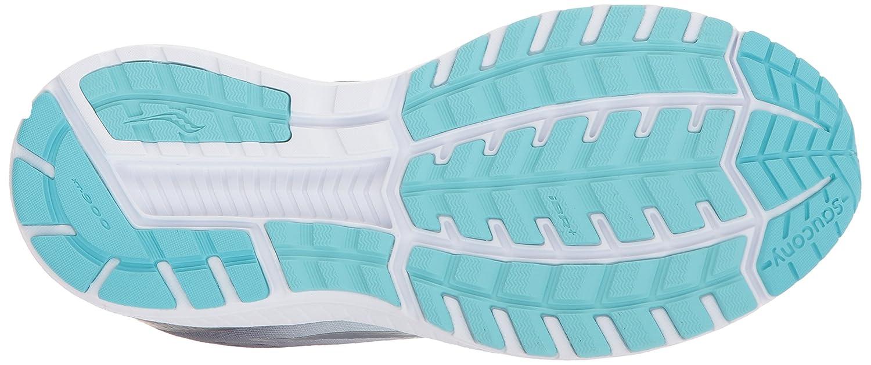 Saucony Women's Breakthru 4 Running Shoe B071WM6NW8 10 B(M) US|Fog/Grey