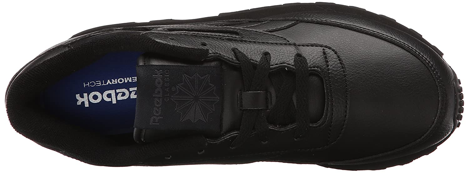 Reebok Women's Classic Renaissance Sneaker Heather B00R54S7XG 8.5 D US|Black/Dark Heather Sneaker Grey/Solid Grey f6b842
