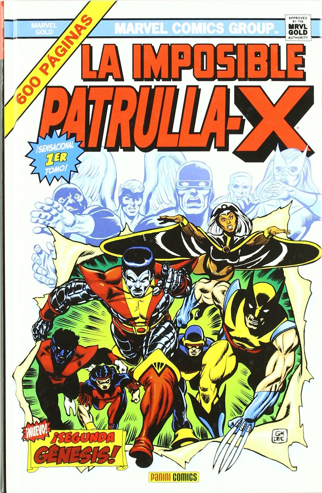 Imposible Patrulla X, La 1 - Segunda Genesis La Imposible Patrulla X:  Amazon.es: Aa.Vv.: Libros