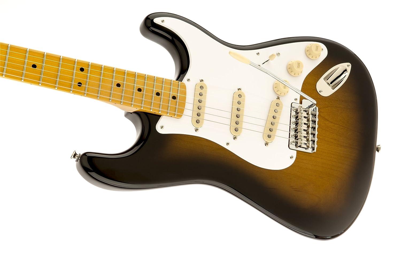 Fender Squier Classic Vibe Stratocaster 50s Guitarra Eléctrica: Amazon.es: Instrumentos musicales