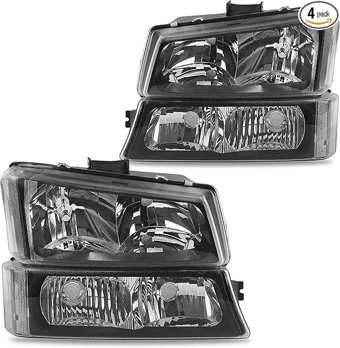 LED Headlight Low Beam 9006 HB4 for Chevrolet Silverado 1500 2500 HD 3500 CREE