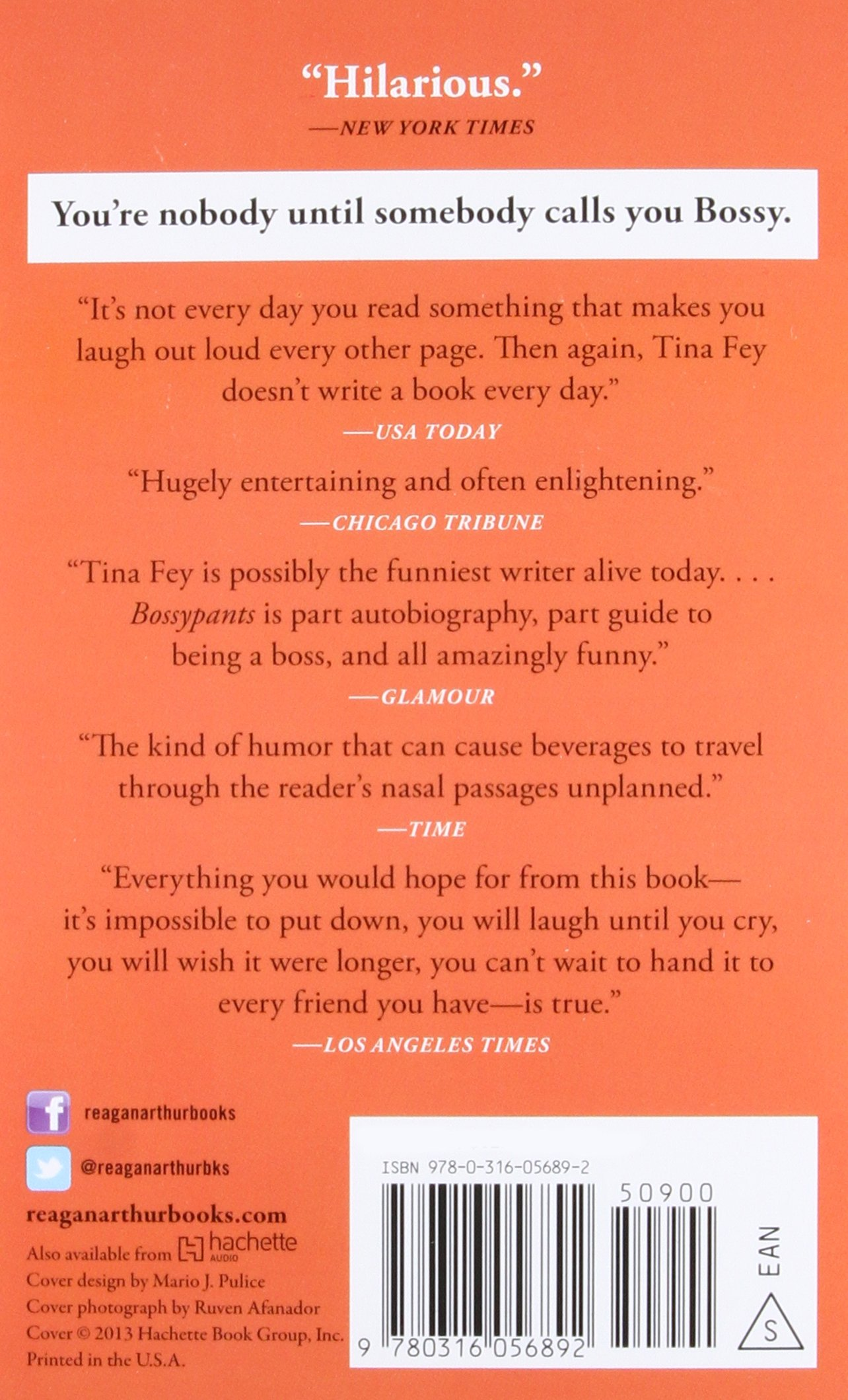tina fey book bossypants pdf
