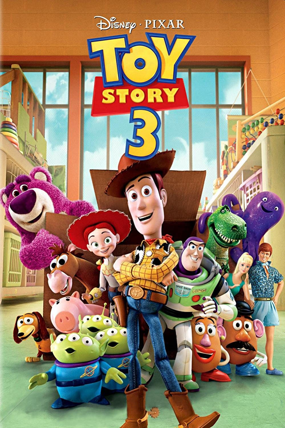 Image result for toy story 3 movie poster""