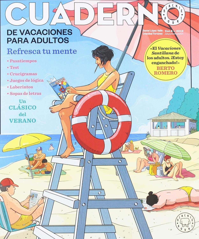 Cuadernos de vacaciones para adultos