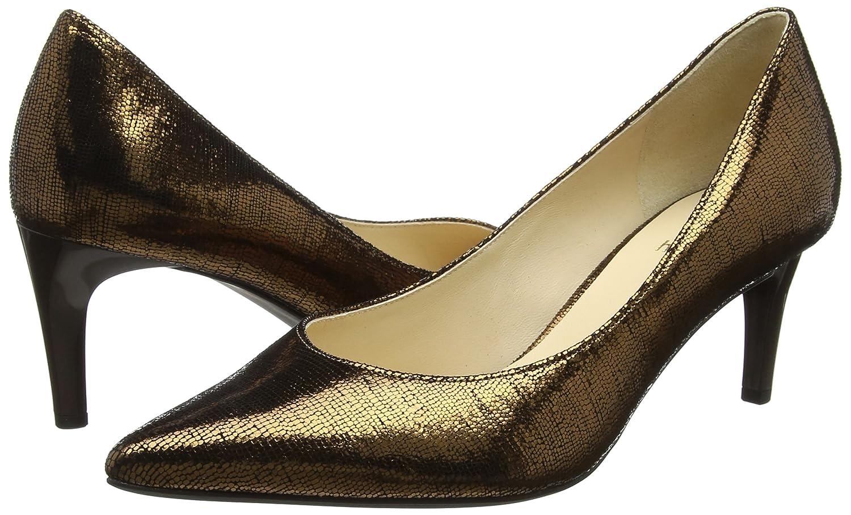 Houml;gl 4-10 6701 7000, Scarpe con con Scarpe Tacco Donna Marrone Bronce) ae3fc6