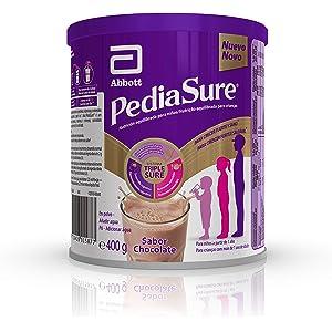PediaSure - Complemento Alimenticio para Niños con Proteínas, Vitaminas y Minerales, Sabor Chocolate -
