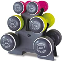 Body Sculpture BW108T Smart Dumbbell Tower | 1.5KG, 3KG & 5KG Sets Included