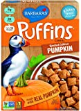 Barbaras Cereal Puffins Pumpkin - Pack of 3