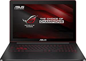 ASUS ROG G501JW-DS71 15.6-Inch UHD Gaming Laptop, GeForce GTX 960M 4GB Discrete Graphics (512 GB SSD, 16 GB RAM, Core i7)