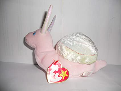 a1276bc9398 Amazon.com  Ty Beanie Baby Swirly Snail  Everything Else